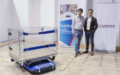 iFollow fait partie des nouvelles start-up de The Warehouse, l'accélérateur de Cdiscount