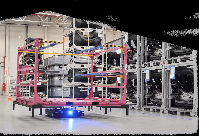 Solutions robotisées flexibles